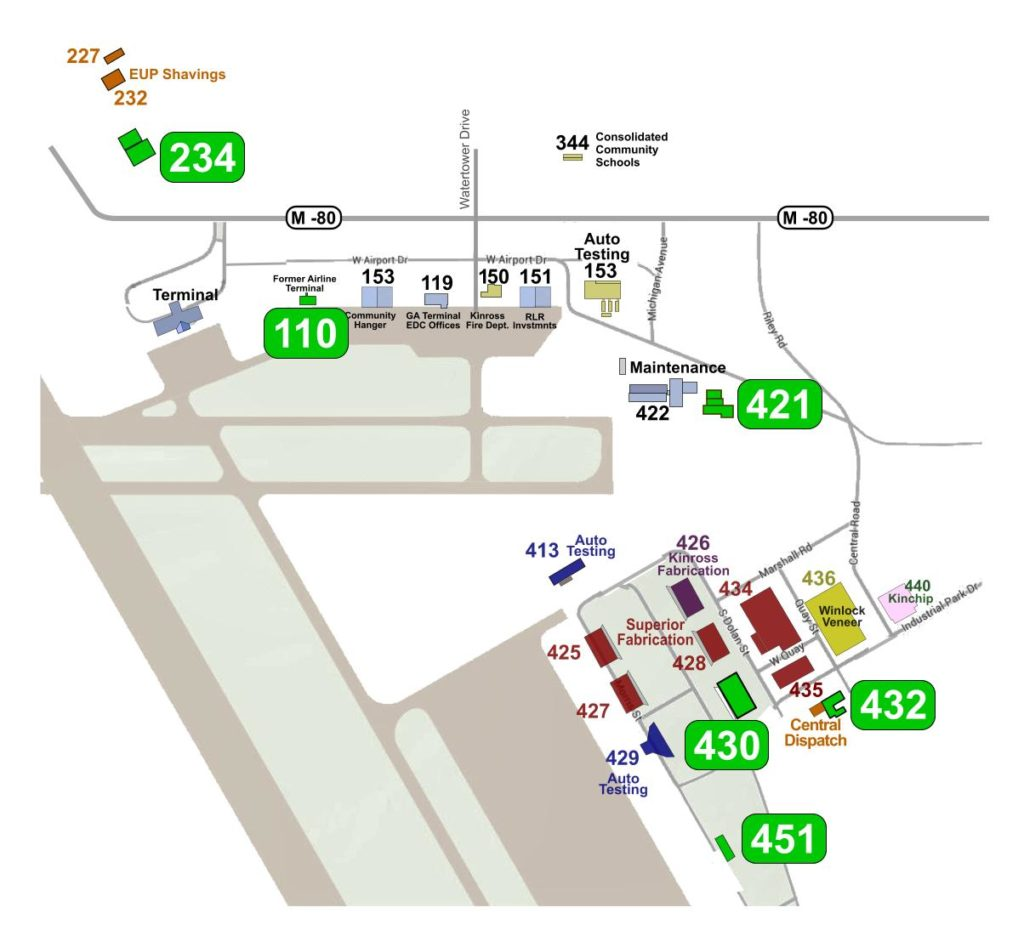 Industrial Park - F